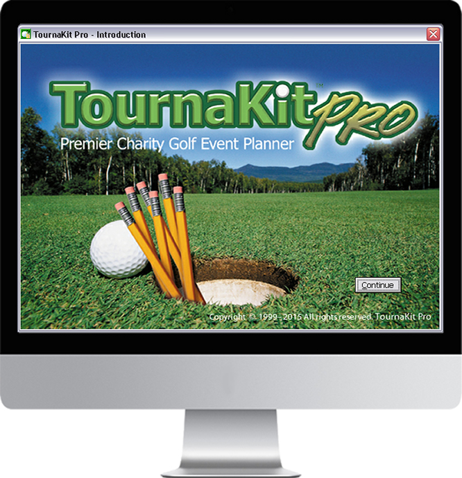 TournaKit Pro Charity Golf Tournament Software Introduction